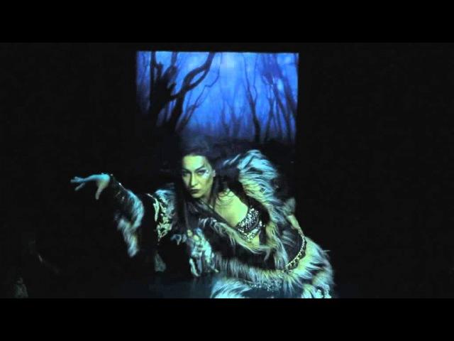 Легенды волшебной лампы -Е.Рамазанова (волчица)