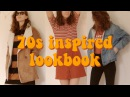 70s inspired lookbook, no. 3 collab w. michellexx