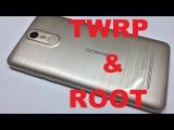 Как прошить TWRP через sp flashtool и накатить ROOT - Leagoo M8