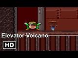Daizo's Journey The Three Way War - (W2-4) - Elevator Volcano