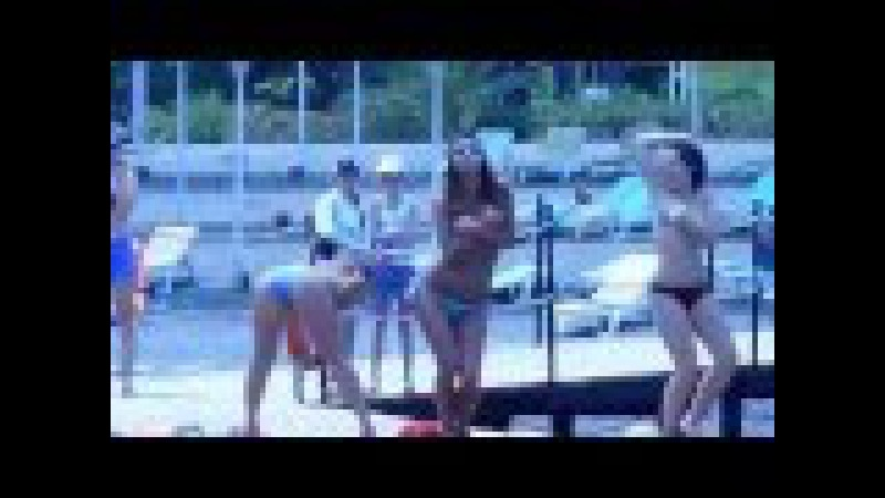 Comedy Woman танцуют возле бассейна! Камеди вумен разделись на отдыхе