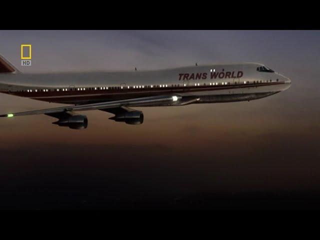 За секунду до катастрофы. Рейс TWA 800