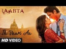 Ik Vaari Aa | Raabta | Sushant Singh Rajput Kriti Sanon | Pritam Arijit Singh Amitabh Bhattacharya