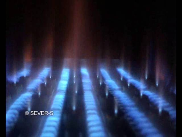Водородный котел DAEWOO / Hydrogen gasboiler for heating