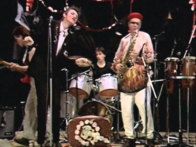 Группа Аукцыон 1987-й год.(Часть 1).