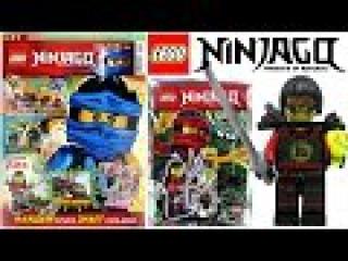 Журнал Лего Ниндзяго №12 Декабрь 2016 | Magazine Lego Ninjago №12 December 2016