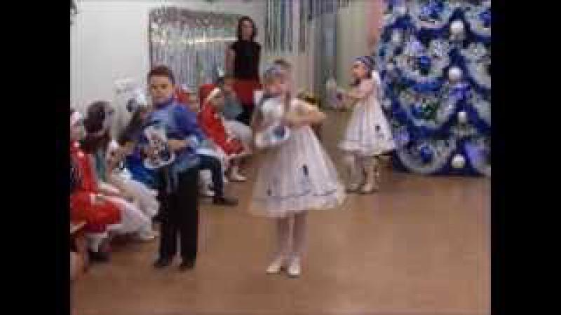 Танец «ВАЛЕНКИ» Авторская разработка. Хореограф О.А. Лукашенко