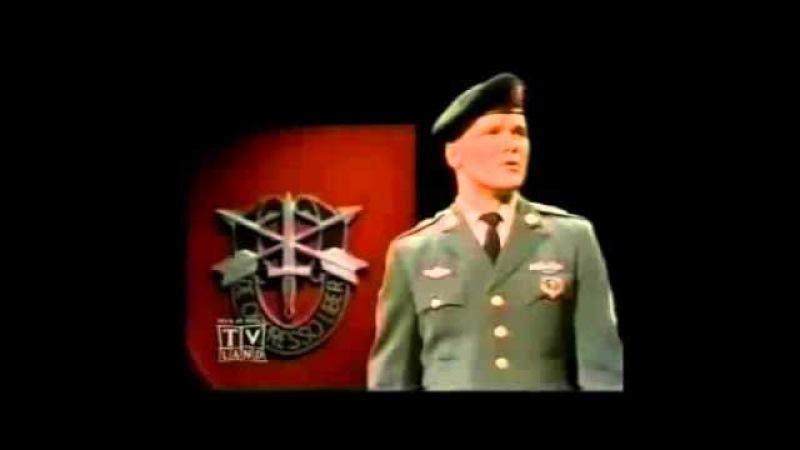 Ballad of the Green Berets SSgt Barry Sadler