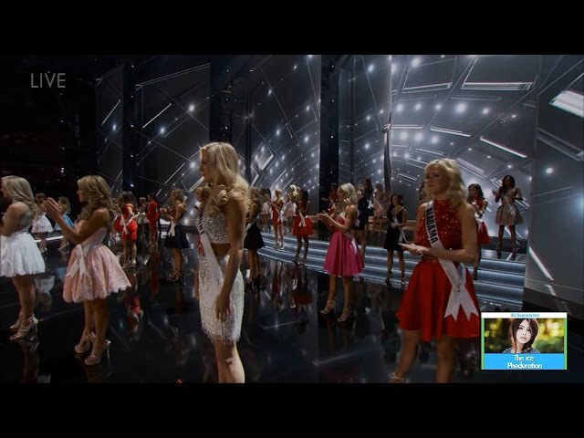 Miss USA 2017 Top 10 Contestants Revealed | LIVE 5-14-17