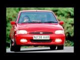 Ford Escort 3 door Hatchback UK spec 1995 98