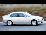 BMW 3 Series Sedan UK spec E36 1996 98