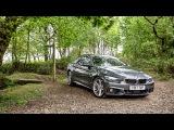 BMW 435d xDrive Gran Coupe M Sport UK spec F36 2017