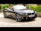 BMW 435d xDrive Cabrio M Sport Package UK spec F33 2017