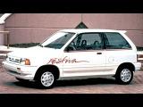 Ford Festiva GL 1991 93