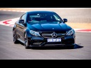 Mercedes AMG C 63 S Coupe ZA spec C205 2016