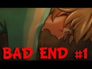 The Hanged Man - BAD END 1