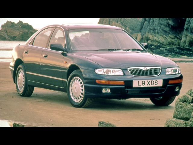 Mazda Xedos 9 UK spec 1993 99