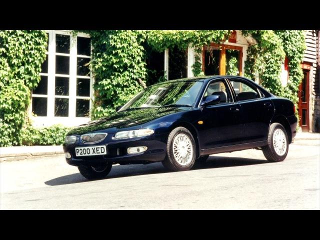 Mazda Xedos 6 UK spec 1992 99