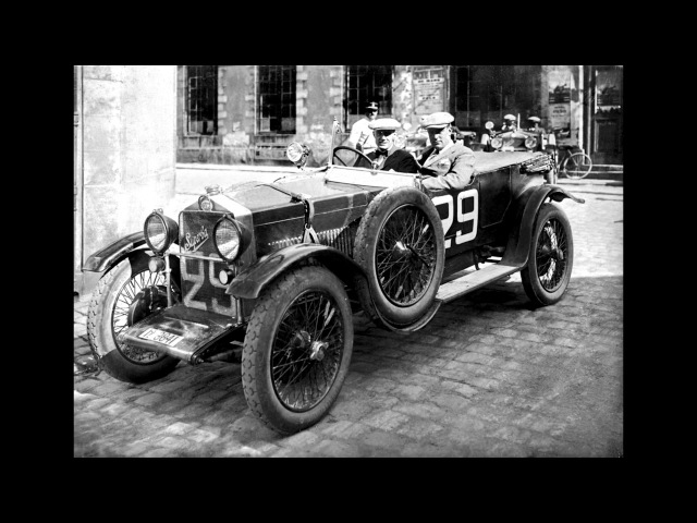 OM 665 S Superba Tourer 1925