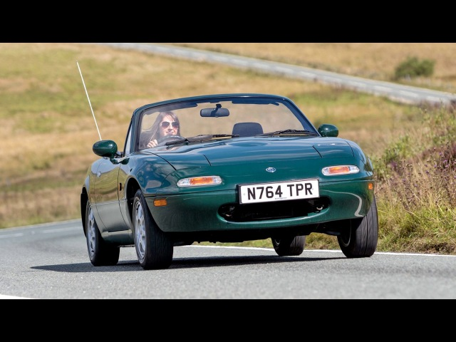 Mazda MX 5 UK spec NA 1989 97