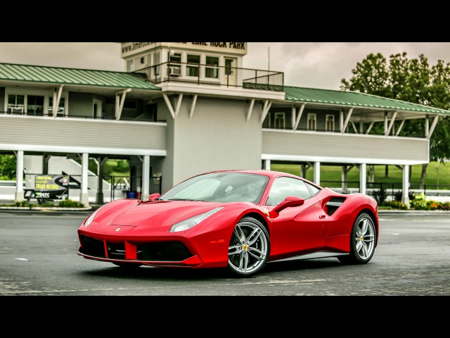 Ferrari 488 GTB North America 2015