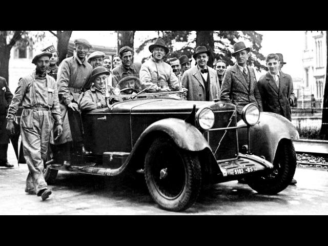 OM 665 S Superba Tourer 1927