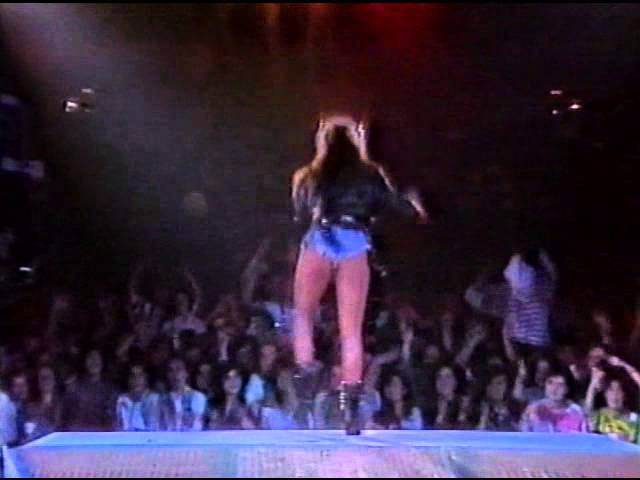 Sabrina Boys Una notte italiana 1987