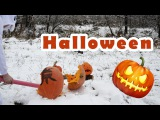 Halloween and the Pumpkin buster