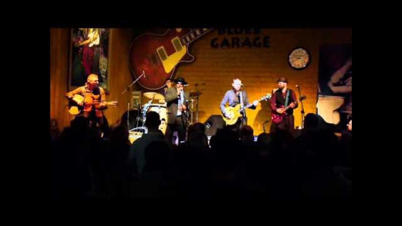Big Daddy Wilson Blues Garage 29 01 2016