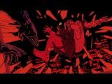 Watchmen Motion Comic Trailer - Jimi Hendrix