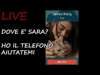 LIVE - LA MIA AMICA SARA E' SCOMPARSA AIUTATEMI - suggeritemi nei commenti