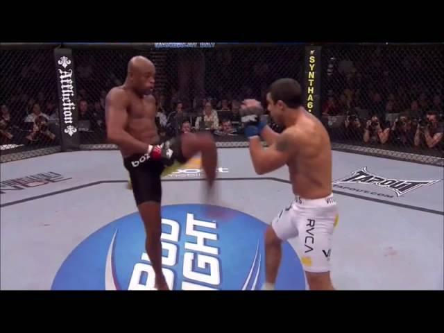 Anderson Silva vs Vitor Belfort AT