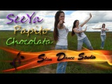 Latin Dance Fitness Zumba Workout for beginners Step By Step With Music SEEYA Papito Chocolata