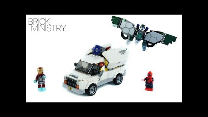 LEGO 76083 Super Heroes ● BEWARE THE VULTURE