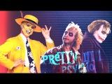 The Joker x Beetlejuice x The Mask