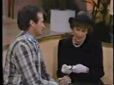 Carol Burnett and Robin Williams - The Funeral