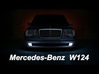 """Мерседес/Mercedes-Benz E-Klasse W124 """"Один из """"ВЕЛИКИХ"""" Авто 20-го Века"""" Видеообзор, тест-драйв."""