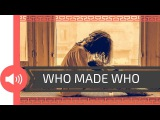 NEW WhoMadeWho - Heads Above (Marquez Lux ReMix) ELECTRONICA INDIE DANCE NU DISCO live lyrics mp3