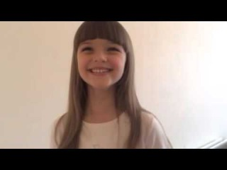 Maisy de Freitas - Agency Bruce & Brown - YES TV Audition Video