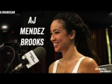 AJ Mendez Brooks - New Book, Bipolar Disorder, Chaotic Childhood, CM Punk, Wrestling Career