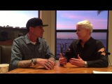 Vanilla Ice in exclusive Swedish interview at JT Foxx house in USA