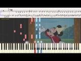 Happy Birthday (Jazz) (Ноты и Видеоурок для фортепиано) (piano cover)