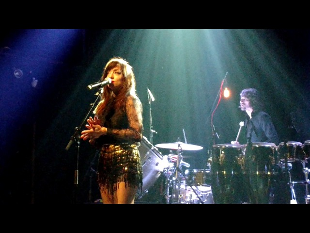 Nouvelle Vague - feat. Liset Alea - Athol Brose @ WEBSTER HALL, NYC; March 22, 2017