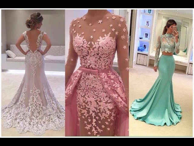 The Most Beautiful Prom Wedding Dresses