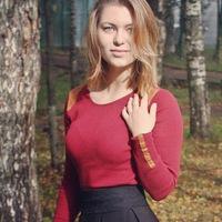 Анкета Анастасия Ежова