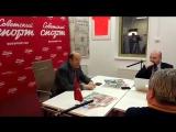 Генеральный директор Дирекции спортивных мероприятий Департамента физической культуры г. Москвы, Александр Полинский