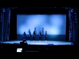 Dance school Freedom Jazz-funk Choreography by Kate Juravleva