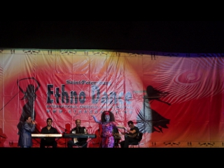 Ethno- Dance 2016 Королева Импровизации Переломова Екатерина