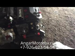 Отправка Двигателя Форд Фокус 2.0 AODA со склада клиенту в Санкт-Петербург