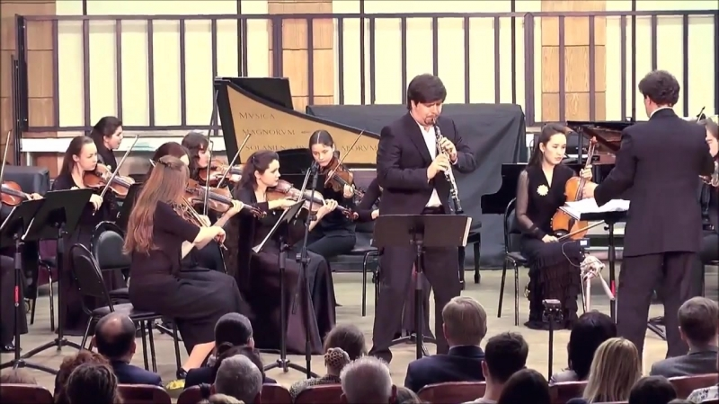 G.B.Platti G.B.Platti Oboe Concerto g-moll 3-part